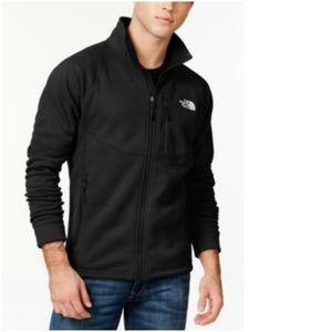 THE NORTH FACE Timber Black Fleece Full Zip Jacket